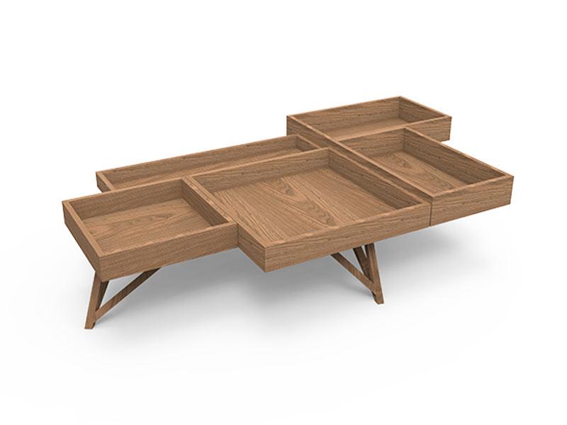 Quadrado Coffee Table