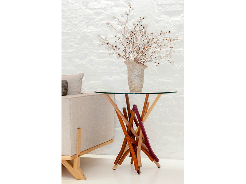 Guaimbe Side Table (Base Only)
