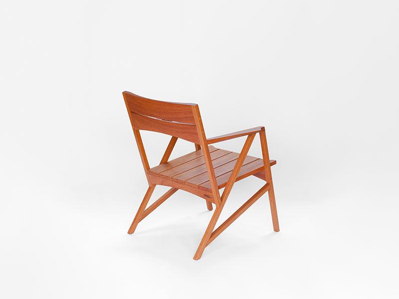 Atibaia Outdoor Chair