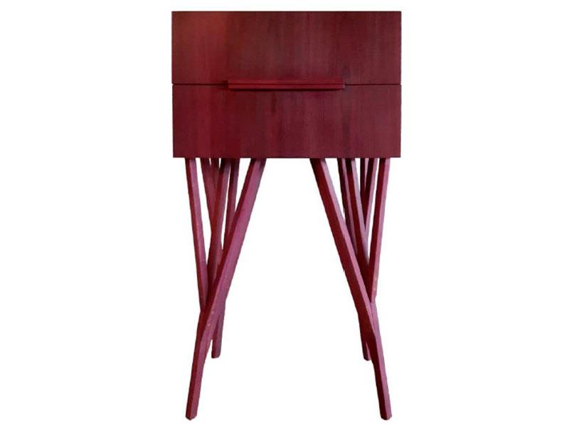 2-Drawer Guaimbe Dresser - Laminate Top