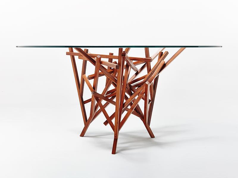 3-Leg Cerrado Dining Table (Base only)